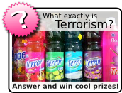 Contest - What is terrorism?