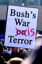 Bush's war is terror